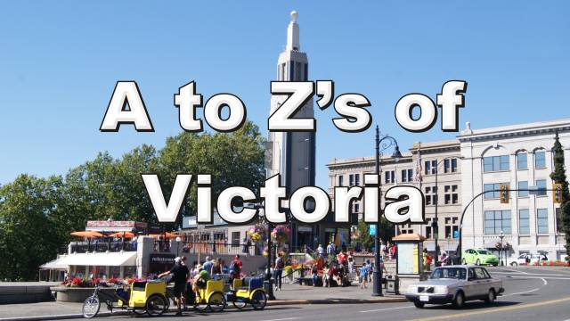 A to Z's of Victoria