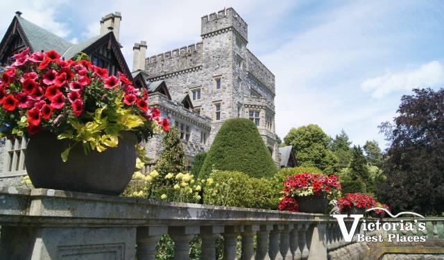 Hatley Castle Gardens