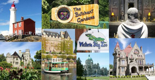 Victoria Attractions