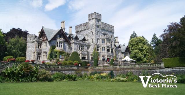 Hatley Castle and Garden Lawns