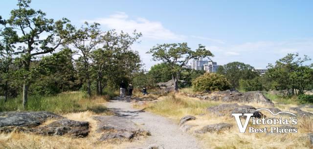 Beacon Hill Park Trail