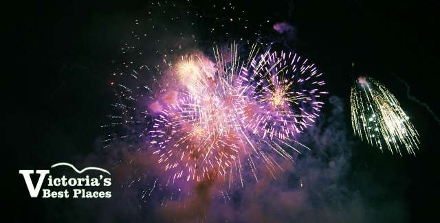 Butcharts Fireworks