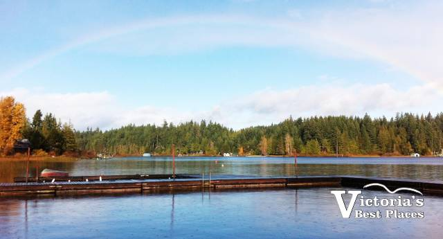 Camp Pringle Waterfront and Rainbow