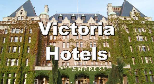 Greater Victoria Hotels
