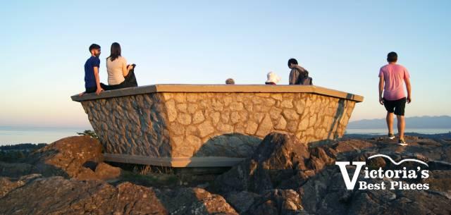Mount Doug Park Lookout
