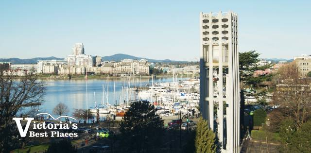 Museum Carillon and Inner Harbour