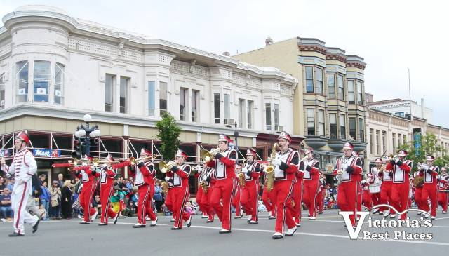 Victoria Day Parade