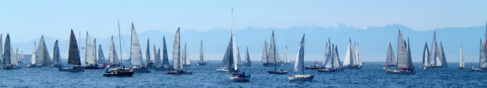 Victoria Swiftsure Sailboats