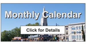 Victoria Monthly Calendar