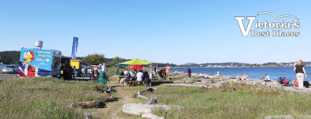 Colwood Food Festival at Esquimalt Lagoon