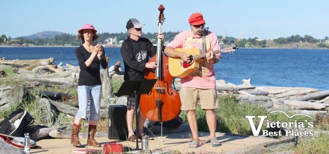 Live Music at Esquimalt Lagoon