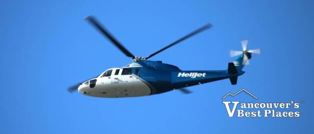 Helijet Helicopters