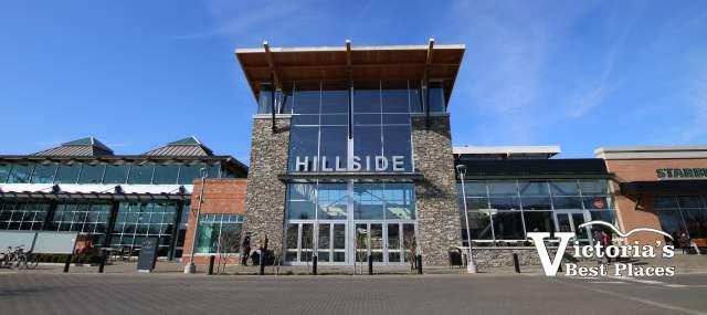 Victoria's Hillside Mall
