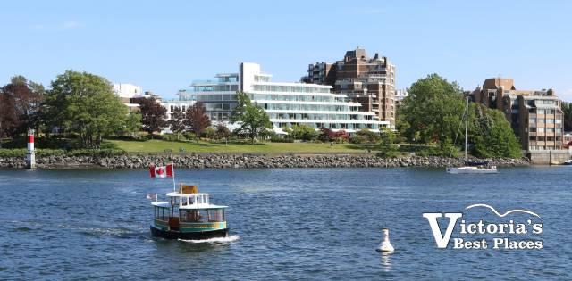 Harbour Ferry by Laurel Point Inn