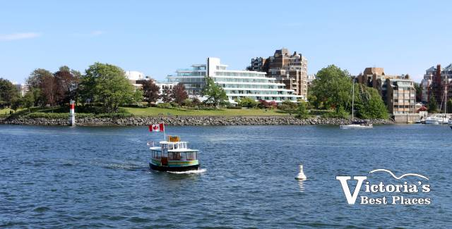 Laurel Point Inn and Harbour Ferry