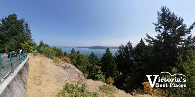 View from the Malahat
